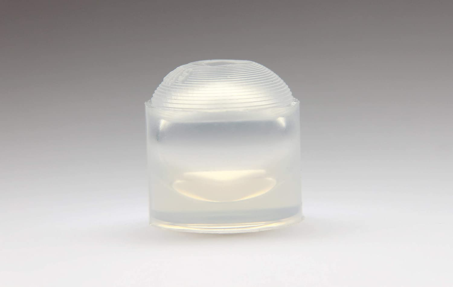 25 mm Clear silicone sphere mold for resin ball for jewellery DIY HQ transparent vacumed silicone.