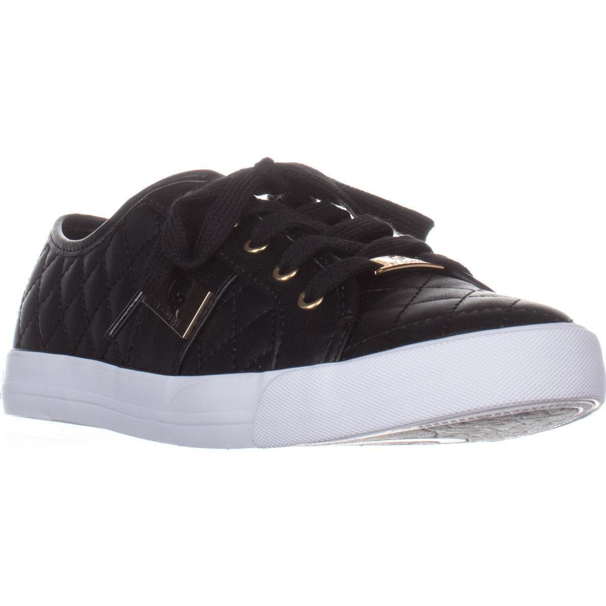 bb5e03971140b G by GUESS Backer2 Women's Lace-Up Sneakers Shoes