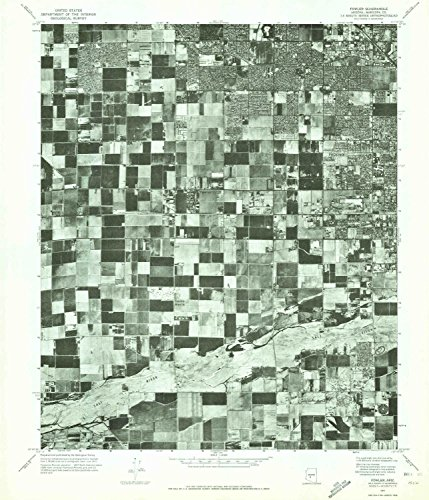 Fowler AZ topo map, 1:24000 scale, 7.5 X 7.5 Minute, Historical, 1971, updated 1972, 26.7 x 22.9 IN - - Santa Fair Valley