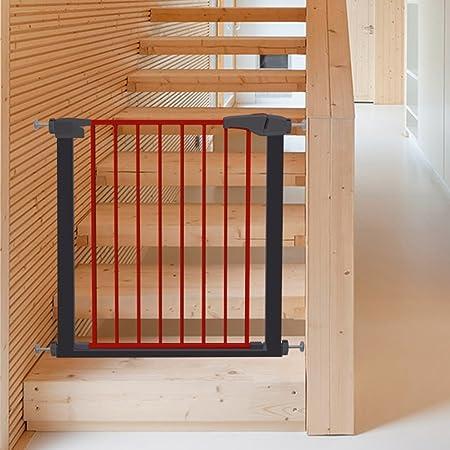 YHDD Valla de Seguridad para niños niños balcón protección para Mascotas Aislamiento Puerta escaleras Cerca Cocina Cerca: Amazon.es: Hogar
