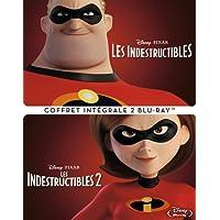 Les Indestructibles + Les Indestructibles 2 [Blu-ray]
