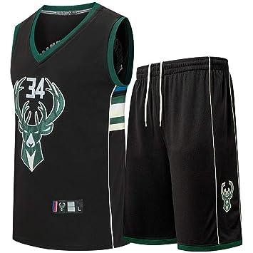 CHERSH 34 dólares de Baloncesto el Sistema del Juego, NBA Jersey ...