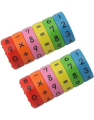 Juguete de Aprendizaje Aritmético Magnético, Regalo Educativo de los Juguetes de Las Matemáticas para los