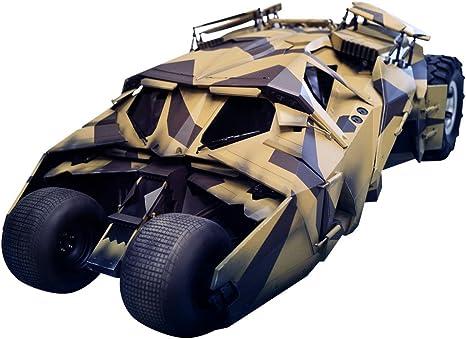 ムービー・マスターピースダークナイトライジング1/6スケールビークルカモフラージュ・タンブラー(2次出荷分)