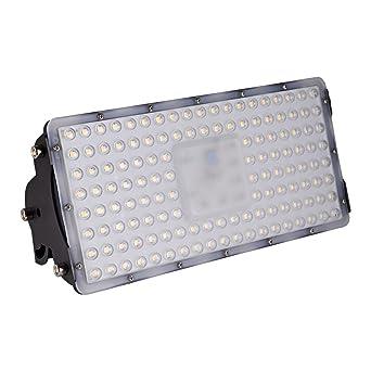 100W 200W 300W 400W LED montado exterior Foco Proyector Luz, Foco ...