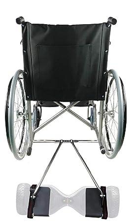 Silla de ruedas con adaptador para hoverboard AidWheels: Amazon.es: Salud y cuidado personal