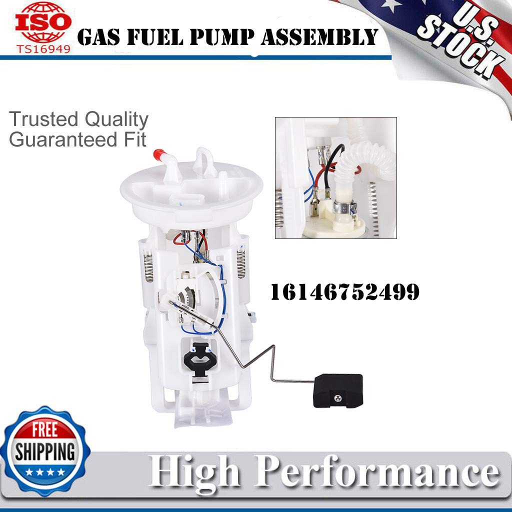 Automatic Tool Set, Vithconl Gas Fuel Pump Assembly for BM-W E46 323i 325i 328i 330i 330xi with Sending Unit (Ship from US)