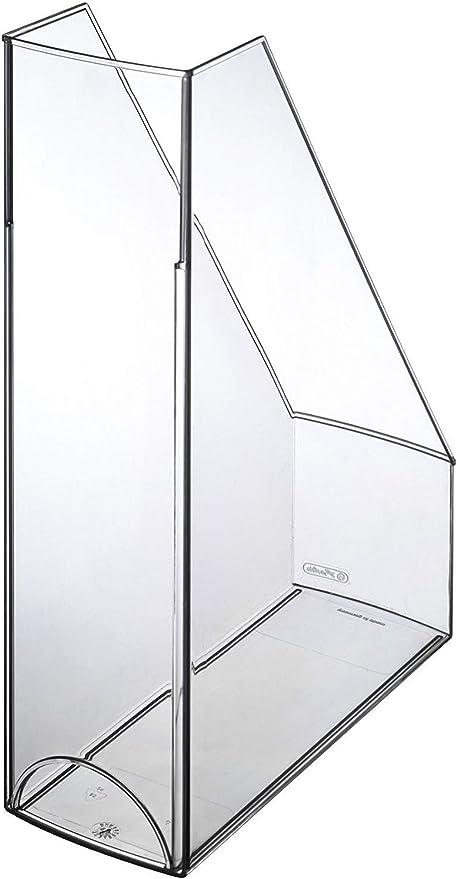 Herlitz - Revistero (A4, pulido y tránslucido): Amazon.es: Oficina y papelería