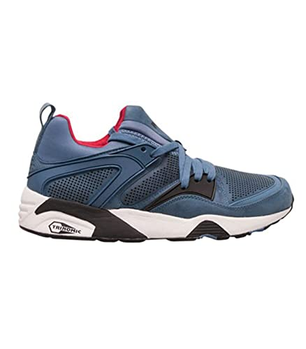 design de qualité 89be8 944b8 TRINOMIC BLAZE TECH BLU - Chaussures Homme Puma: Amazon.fr ...