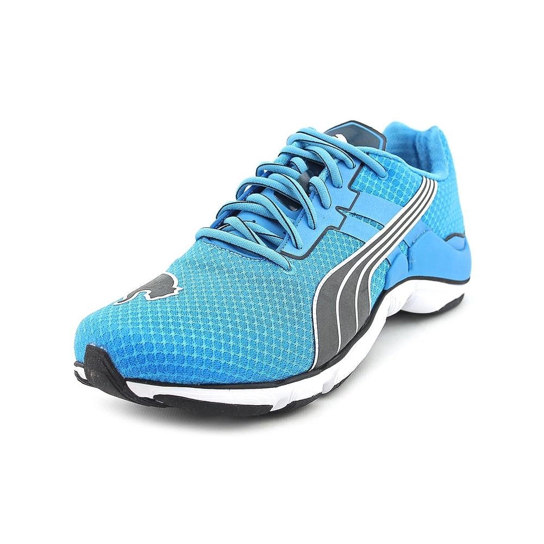 blue puma shoes men