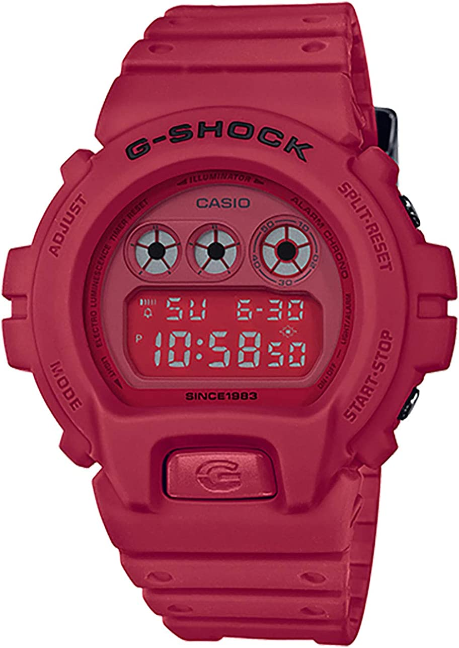 Casio G-Shock 35th Anniversary RED OUT DW6935C-4 Digital Watch