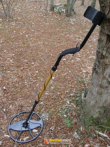Land Craft Detector de metales de impulsos Metal detctor Rex: Amazon.es: Jardín