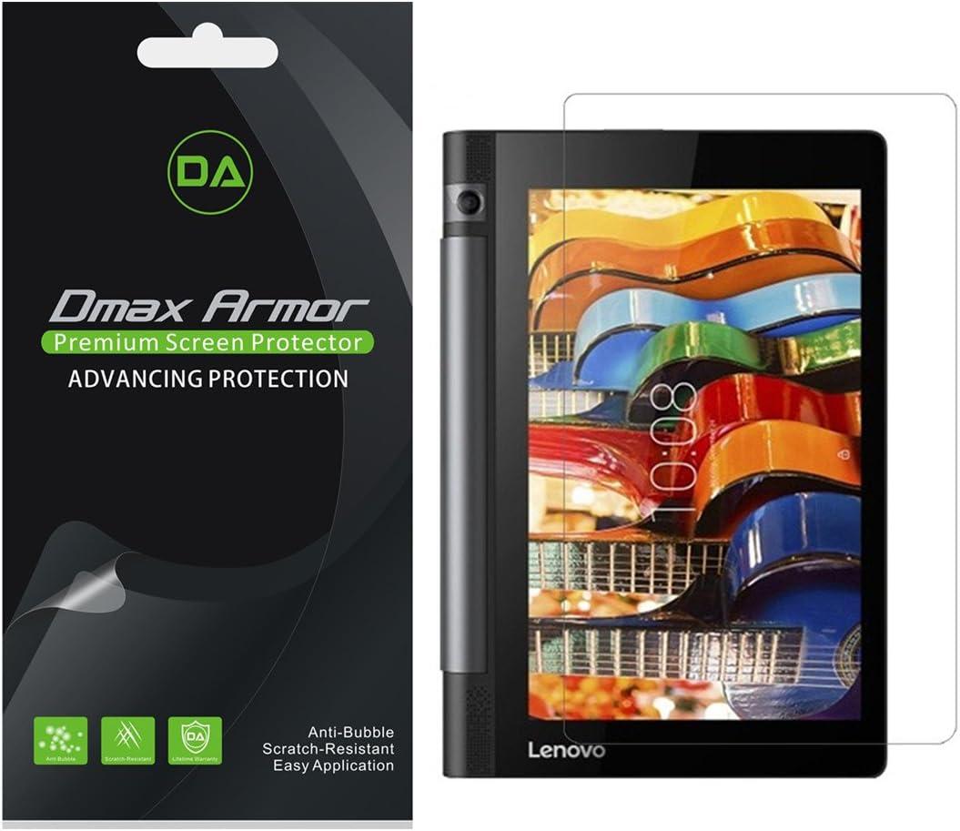 3X SuperShieldz Clear Screen Protector Shield for Lenovo Yoga Tab 3 8 inch