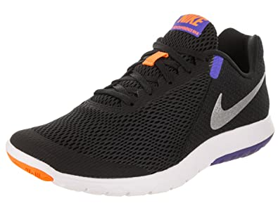 the best attitude d55ea bbd45 Nike Flex Experience RN 6 Men s Running Shoes, Black Chrome-Persian Violet-