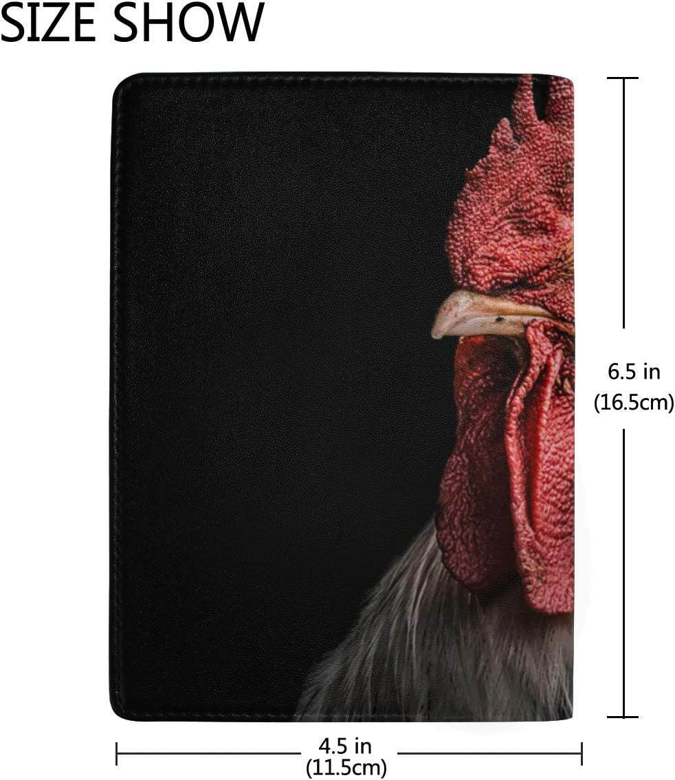 Passport Cover Protector Beautiful Big Cock In Tweet Stylish Pu Leather Travel Accessories Us Passport Case For Women Men