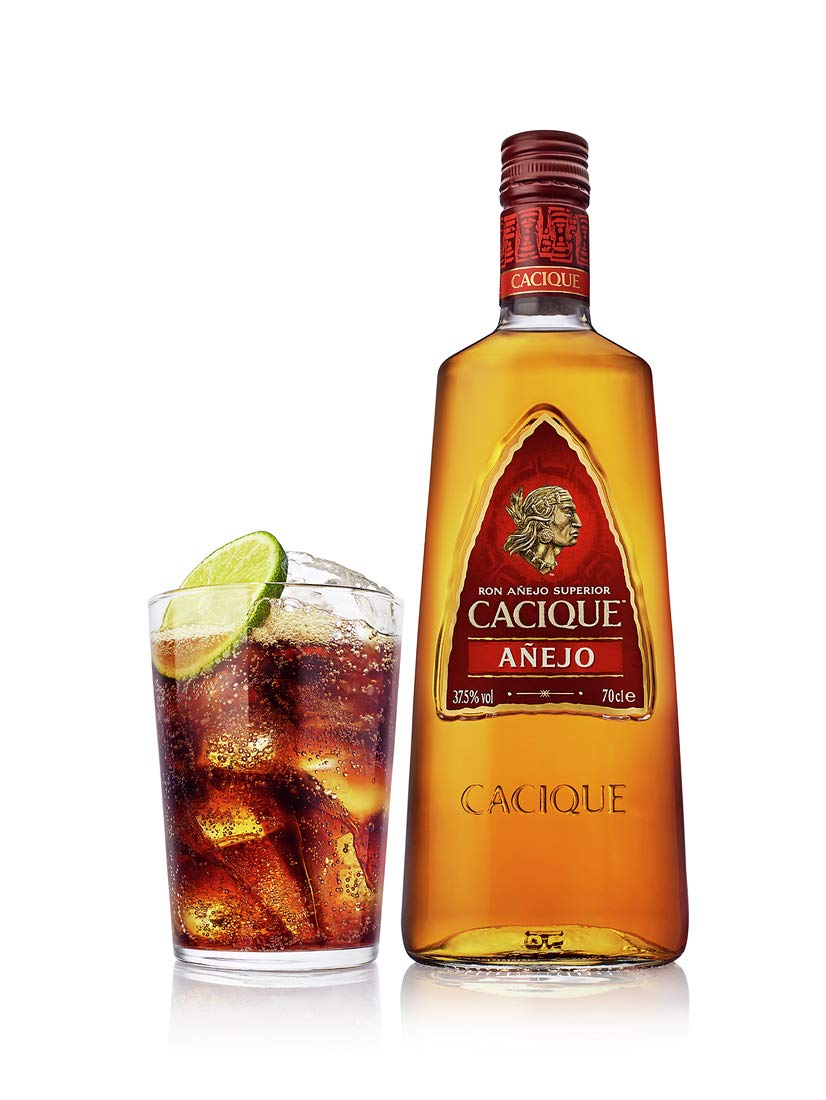Cacique Añejo Ron - 700 ml