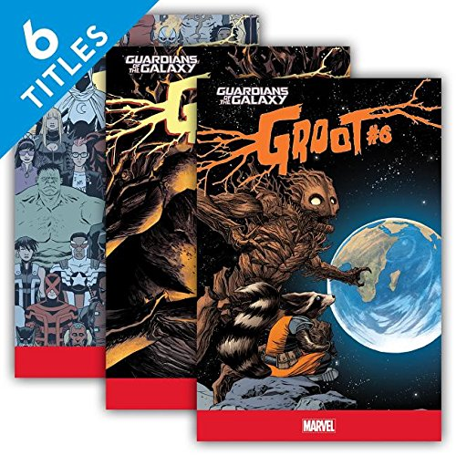 Guardians of the Galaxy Groot by Marvel Age Graphic Novels