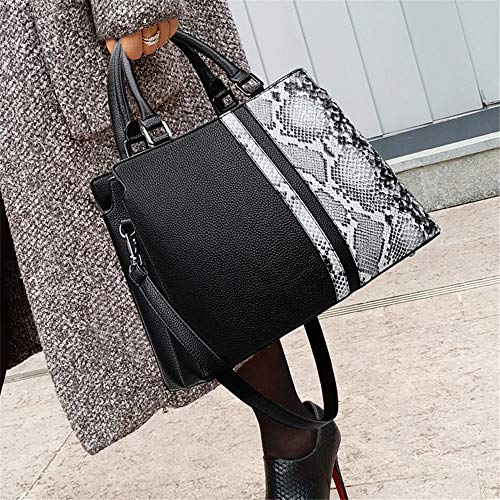 Bolso Hombro Edition Uno Black Ladies'fashionable black PwqE5v