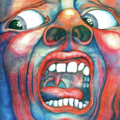 In the Court of the Crimson King by King Crimson Original recording remastered edition (2004) Audio CD (In The Court Of The Crimson King Remastered)