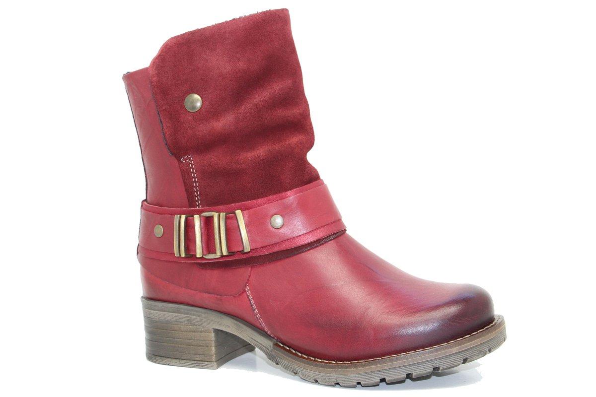 Dromedaris Women's M Kikka Boot B01MYNPCI5 37 M Women's EU|Red 219bc7