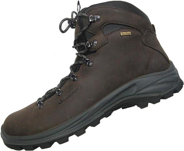 Br/ütting Akron Walkingschuh grau//braun Unisex Outdoor Trekking Wandern wasserabweisend