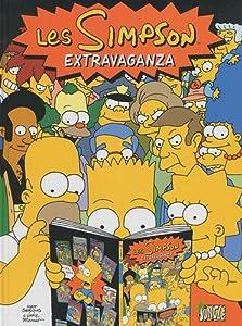 """Afficher """"Les Simpson n° 10 Extravaganza"""""""