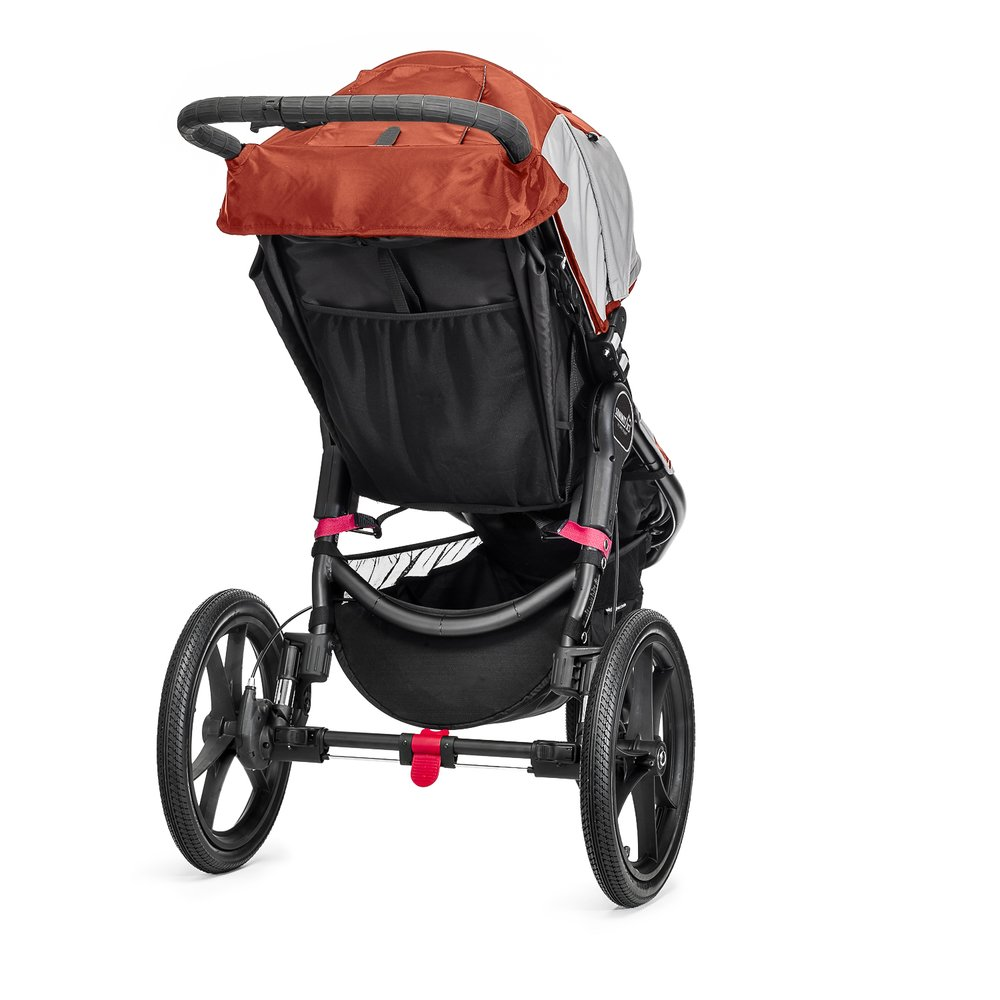 transparent Baby Jogger BJ91951 Summit X3 Wetterschutz Einzelwagen