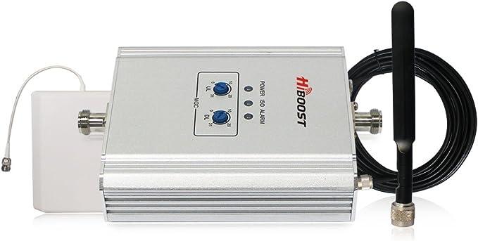 Amplificador gsm casero Repetidor de Señal 900 MHz con la ...