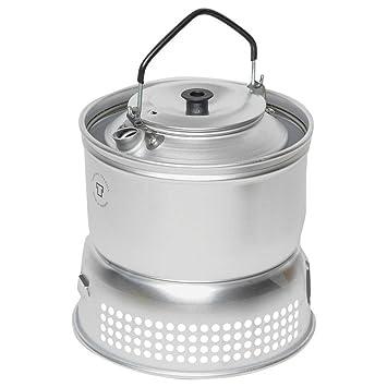 Trangia Set de hornillo 27-6 de aluminio ligero antiadherente 2018 Hornillos de camping
