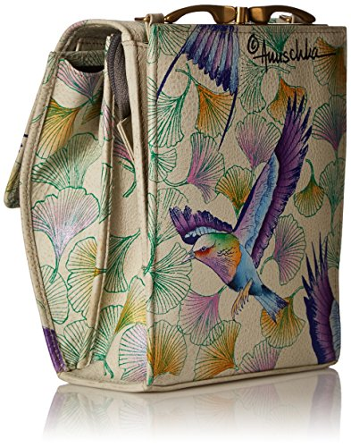 Hope Bagaglio Anuschka whp A Wings Mano Of 412 multicolore qzwaXdUwBA
