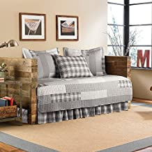 Eddie Bauer 204088 Fairview 5-Piece Quilted Daybed Cover Set