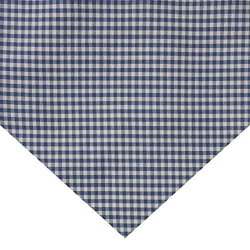 - Robert Kaufman 1/8'' Carolina Gingham Fabric, Denim, Fabric by the yard