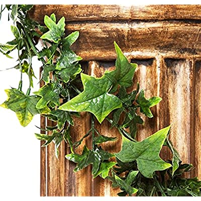 "72"" Outdoor Rated Ivy Garland : Garden & Outdoor"