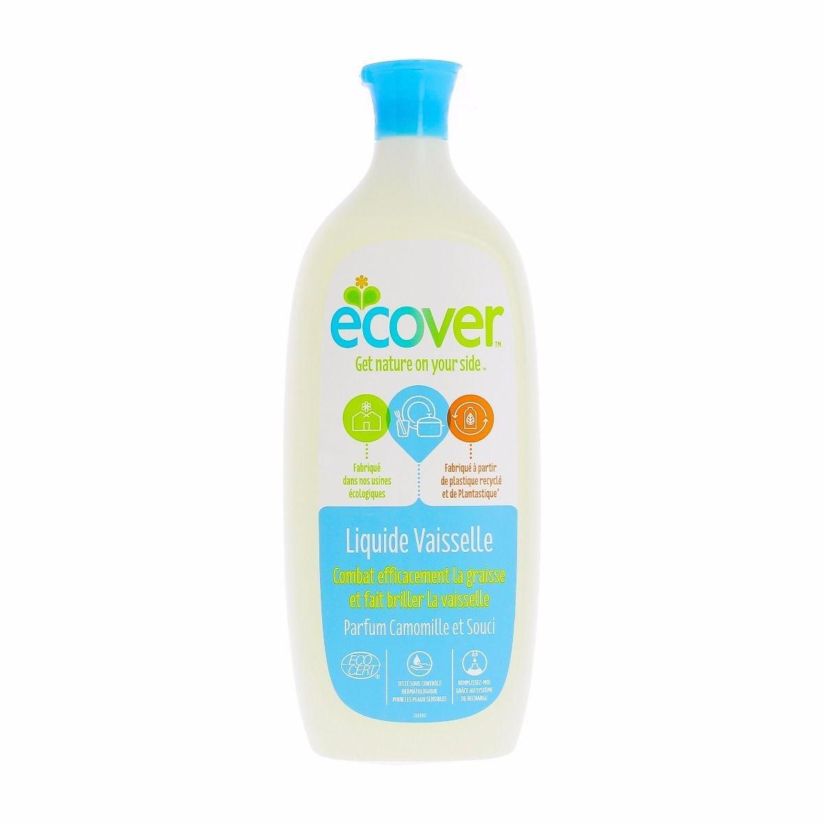 Ecover - Liquide Vaisselle Camomille 1L - Precio por unidade ...