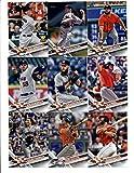 2017 World Series Champion Baseball Cards - Houston Astros 2017 Topps Series 1 2 Team Set of 23 Cards