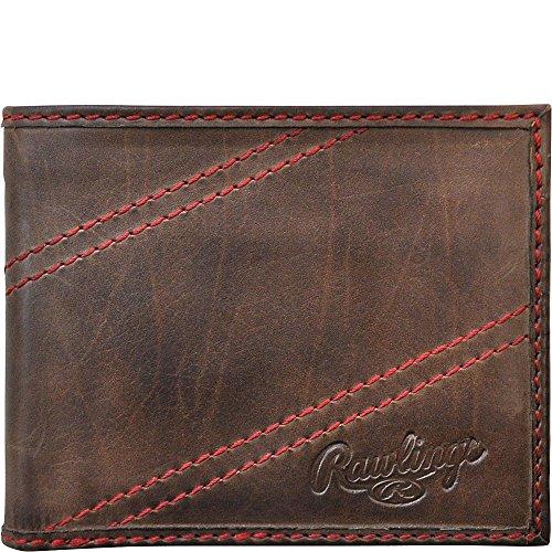 rawlings-two-strikes-bifold-wallet-glove-brown