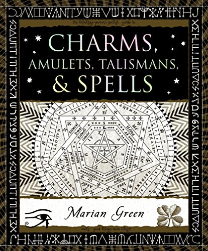 Charms, Amulets, Talismans & Spells (Wooden Books)