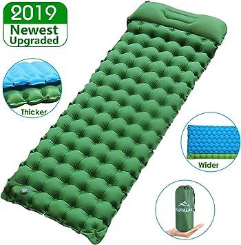 Amazon.com: SUPALAK - Colchoneta de dormir para acampada y ...