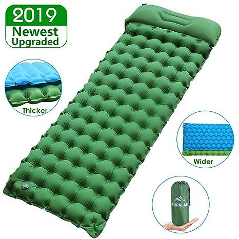 Amazon.com: Colchoneta de dormir para acampada o mochila ...