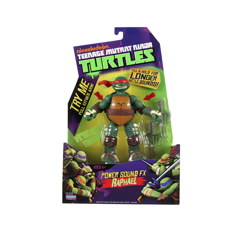 Teenage Mutant Ninja Turtles - Muñeco de juguete Tortugas ...
