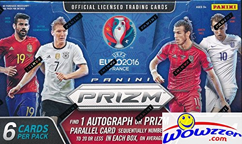 2016-panini-uefa-euro-prizm-soccer-factory-sealed-24-pack-hobby-box-with-144-cards-autograph-or-priz