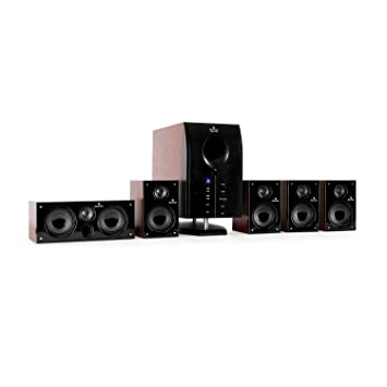 Amazon.com: auna Areal Active 525 • Sistema de sonido ...