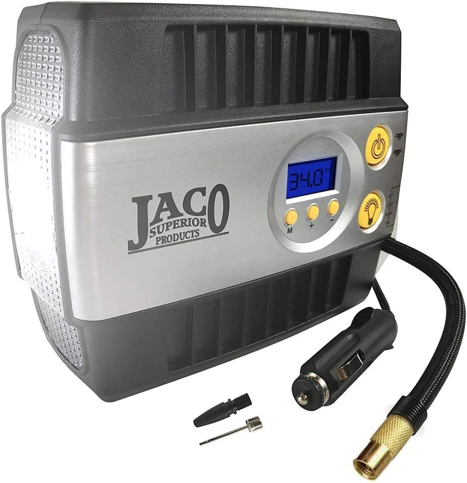JACO SmartPro Digital Tire Inflator - 100 PSI