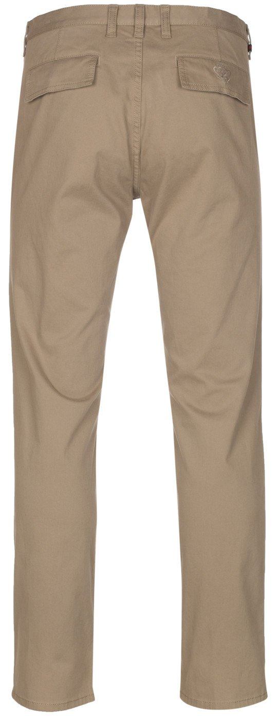 Gucci Men's Softened Stretch Cotton Short Chino Casual Pants, Beige, 28 by Gucci (Image #4)