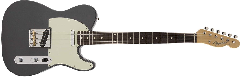 大注目 Fender Hybrid エレキギター MIJ Hybrid '60s Telecaster®, Rosewood, - Candy - '60s Tangerine B07NPXHJ4Z チャコールフロストメタリック チャコールフロストメタリック, トヨナカチョウ:e7079bff --- dance.officeporto.com
