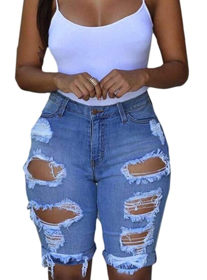Amazon.com: yieg-mx Las Mujeres Leggings calzas Pantalones ...