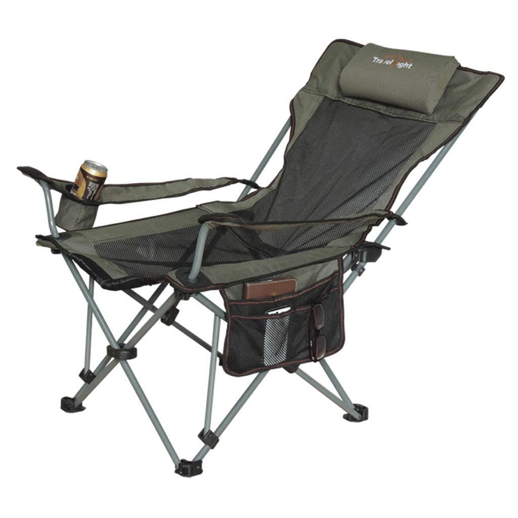 SLH Lunch Break Klappstuhl Outdoor Camping Stuhl Portable Stuhl Angeln Stuhl Startseite Freizeit Stuhl Anpassung Stuhl