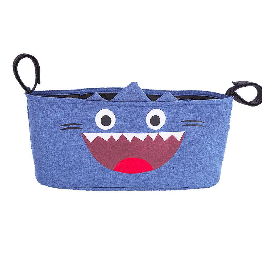 Passeggino Linen Cartoon elevata Storage Bag, cute mouse) 1PCS Rocita