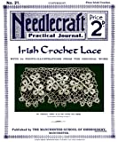 img - for Needlecraft Practical Journal #21 c.1902 - Irish Crochet Lace book / textbook / text book