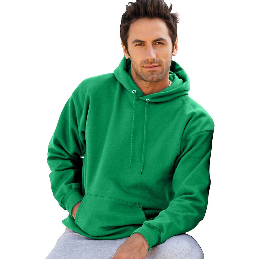 Hanes Men's Ultimate Cotton Heavyweight Pullover Hoodie Sweatshirt OF170